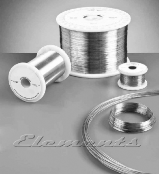 Silver Plated Non Tarnish Round Wire on REEL 0.2mm - 1mm